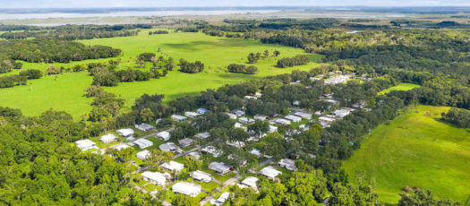 Community feature: Hickory Hollow Estates in Leesburg, Florida