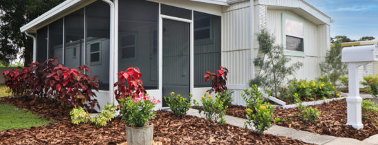 An exterior view of 13136 Gascony St. - Lot 127