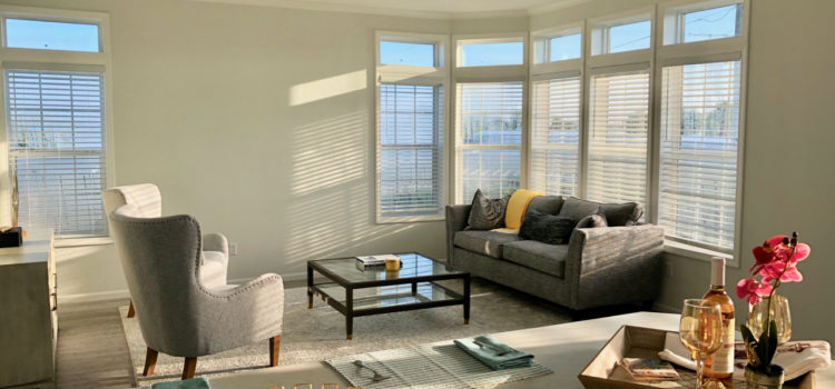 Enjoy a sun-drenched open floor plan