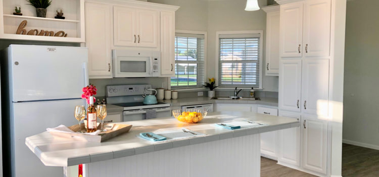 Beautifully-appointed kitchen