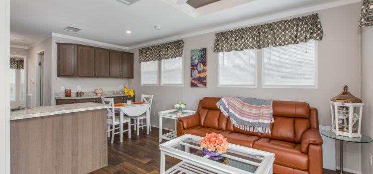 Enjoy a spacious floor plan