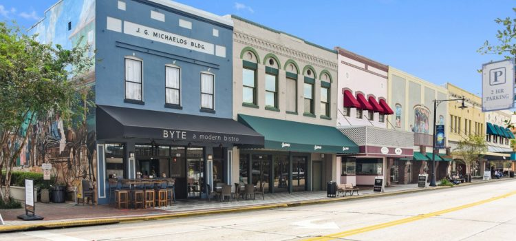 Discover America's Best Mainstreet in historic downtown DeLand
