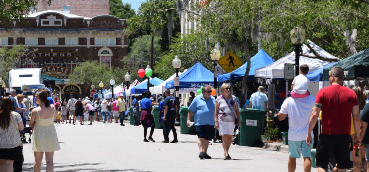 Explore a local Deland Festival