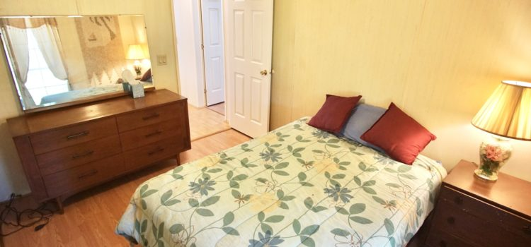 Large guest room