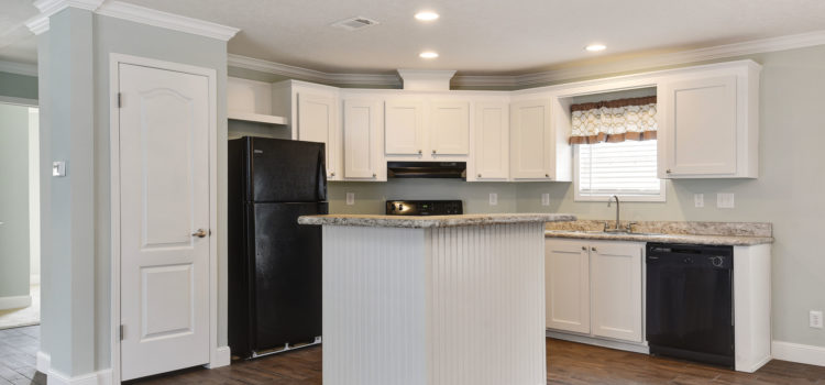 Kitchen features coffee island/bar