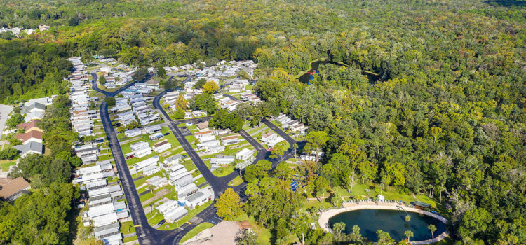 Reconnect with nature at Holiday Springs