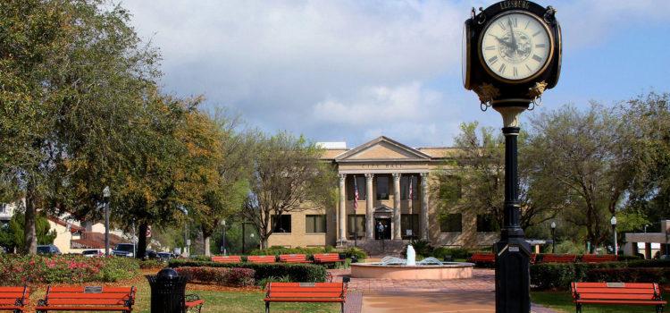 Enjoy historic downtown Leesburg