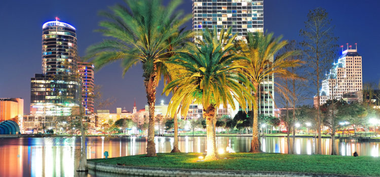 All the fun of Downtown Orlando is just minutes away