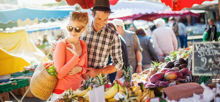Visit the Winter Park Farmer's Market